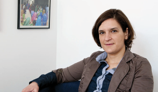 Esther Duflot Nobel CNRS
