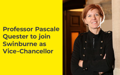 Swinburne announces next Vice-Chancellor: Professor Pascale Quester