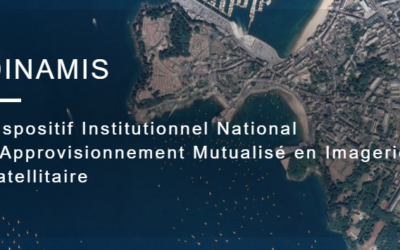 Opening of the French tool DINAMIS to foreign scientists