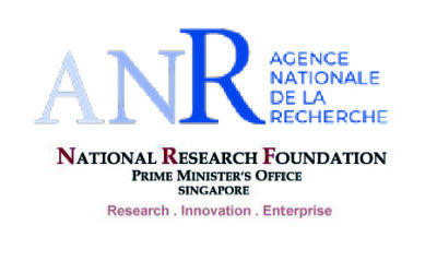 Call for Projects France-Singapore: ANR-NRF
