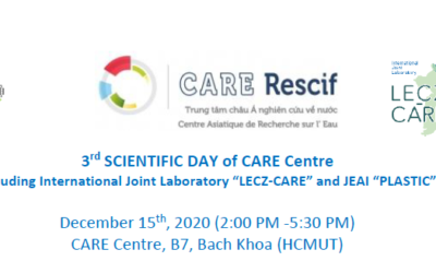Invitation to the third Scientific Day of CARE centre