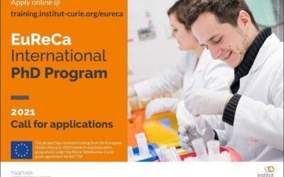 EuReCa International PhD Program. 2021 Call for Applications