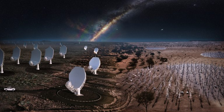 SKAO (SKA Observatory) – Launch Of International Observatory Signals New Era For Radio Astronomy
