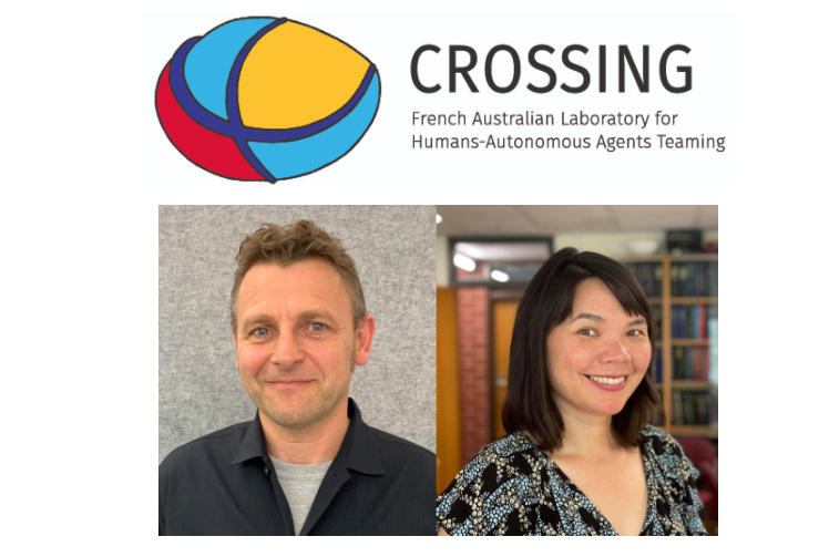 AUSTRALIA: CNRS International Research Lab to advance how humans interact and live with autonomous systems