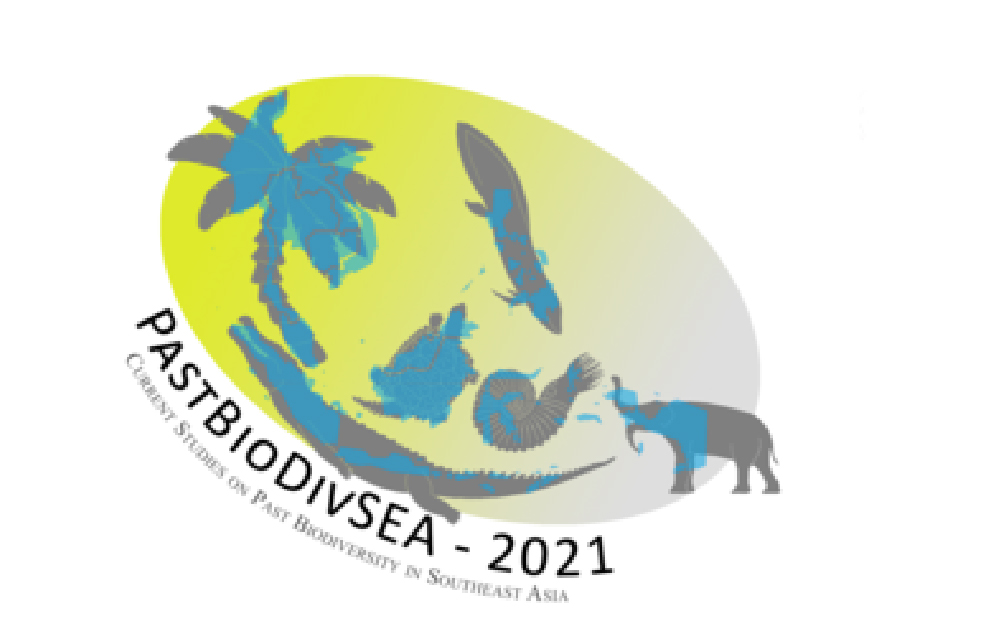 """[THAILAND] 9-11 June – Online workshop: """"Current studies on past biodiversity in South-East Asia"""""""