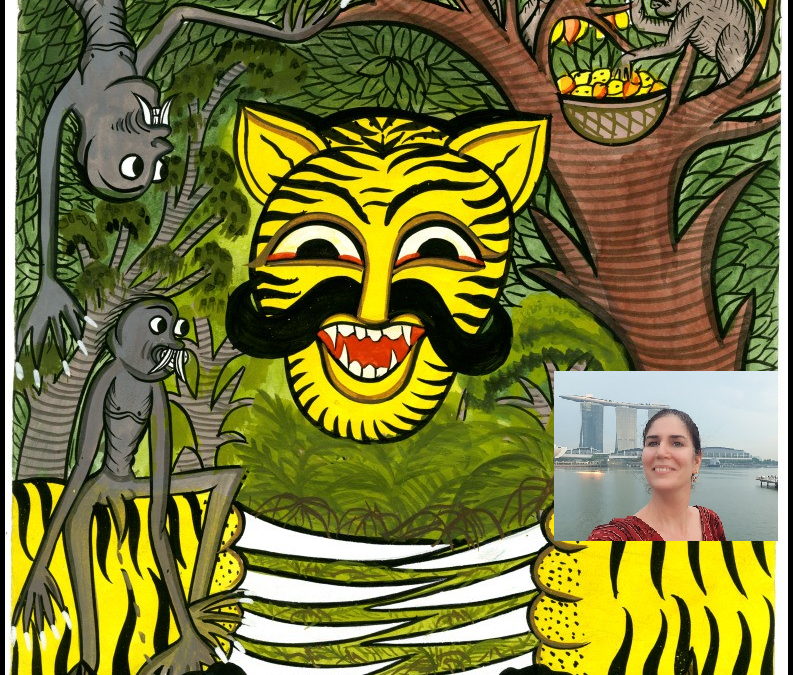 [SINGAPORE] AfterLab 14 October by Annu Jalais: Making ethnographic sense of beasts, people, wild environments